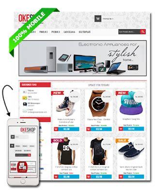template toko online wordpress terbaik template toko online lengkap gratis download 5 template
