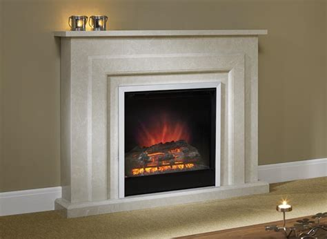 Electric Marble Fireplace by Electric Suites Northern The Stove