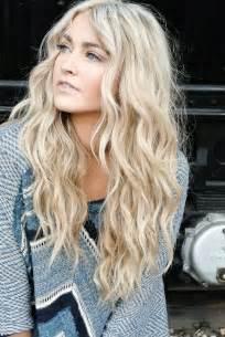 Cute loose wavy hair best pretty girl beauty amp makeup idea