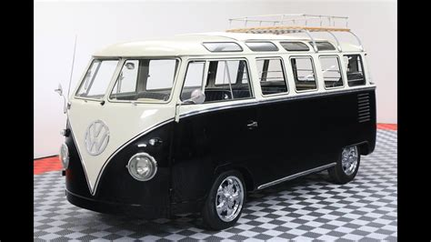 The Samba Volkswagen by 1962 Volkswagen Samba 23 Window