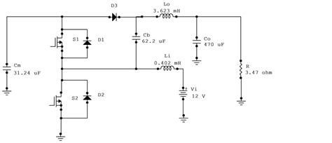 capacitor ripple current in an interleaved pfc converter output capacitor ripple current boost converter 28 images boost converter output capacitor