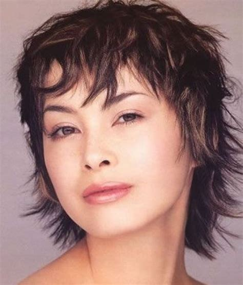 funky haircuts for fine hair short funky hairstyles for women pictures