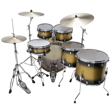 gold drum tama silverstar 22 quot vintage gold duco 10093014 171 drum kit