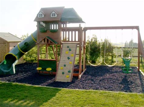 childrens play children s play area with scented rubber chippings
