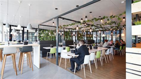 easy credit bank berlin evolution design revitalizes the traditional workspace