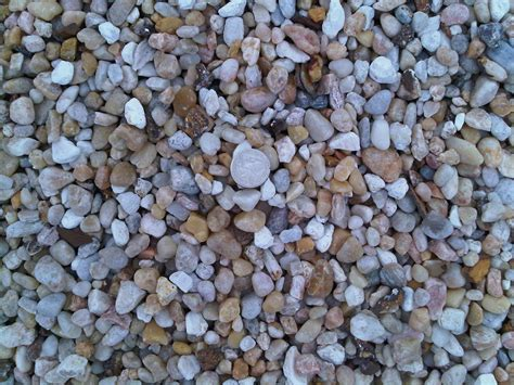 rock gravel and sand southern landscape supply