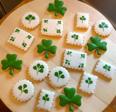 azarine white paddys butter st day cookies