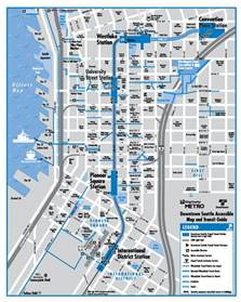 Map Downtown Seattle by Getting Around Seattle Schedules Amp Maps King County