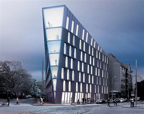saadiyat the architectural headquarters of today design nrja conceives multi use office building in riga latvia