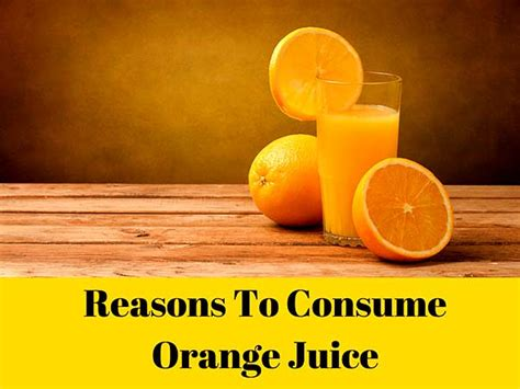 7 Reasons Orange Juice Is For You by Reasons To Consume Orange Juice Boldsky