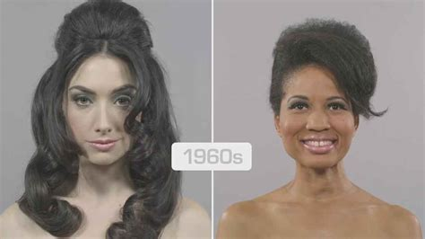 chelsea s style tips evolution of hairstyles 1910 s 1920 s 100 years of beauty ebony and ivory comparison vintage