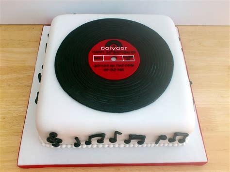 Records Birthday Vinyl Record Novelty Birthday Cake 171 Susie S Cakes