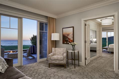 House With In Suite by Luxury Pit Suite In California The Ritz Carlton