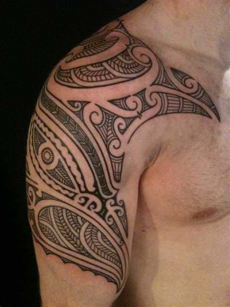 maori inspired tribal tattoo 18 magnificent maori tribal only tribal