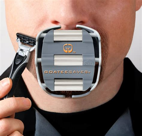 Goatee Template goatee saver review the goatee template best beard trimmer
