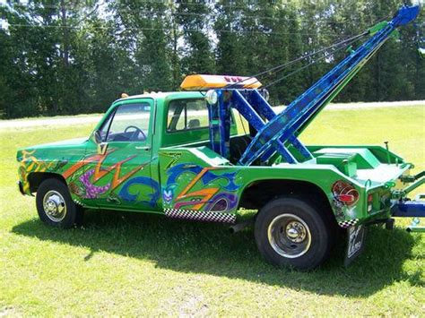purchase   chevy  tow truck  nashville