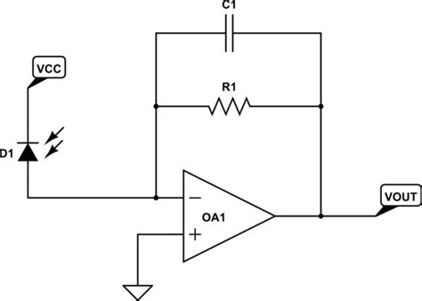 photodiode for laser detection sensor how do i connect a photodiode detecting laser electrical engineering stack exchange