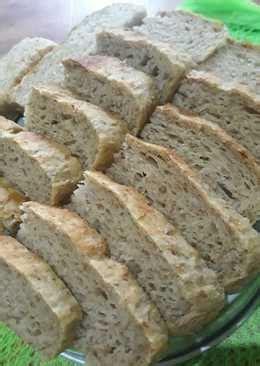 resep roti gandum  diet enak  sederhana cookpad