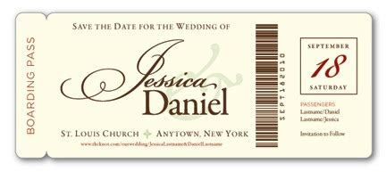 save the date boarding pass template boarding pass save the dates 187 decor adventures