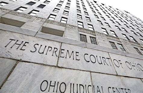 Columbus Ohio Court Records Ohio Supreme Court Firstenergy Records Improperly Shielded From But Consumers