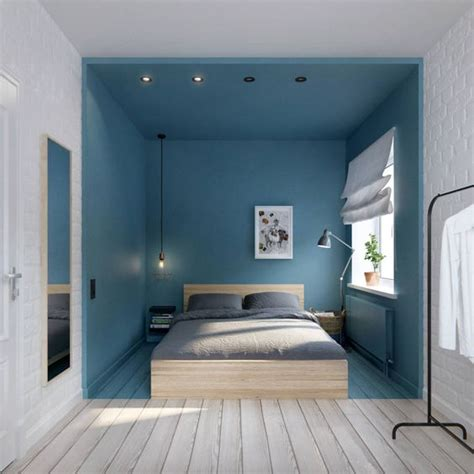 chambre bleu et blanc quel bleu pour une chambre