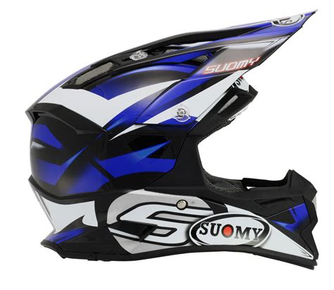 Suomy Alpha Bike Motocross Helmet Motorcycle Helmets
