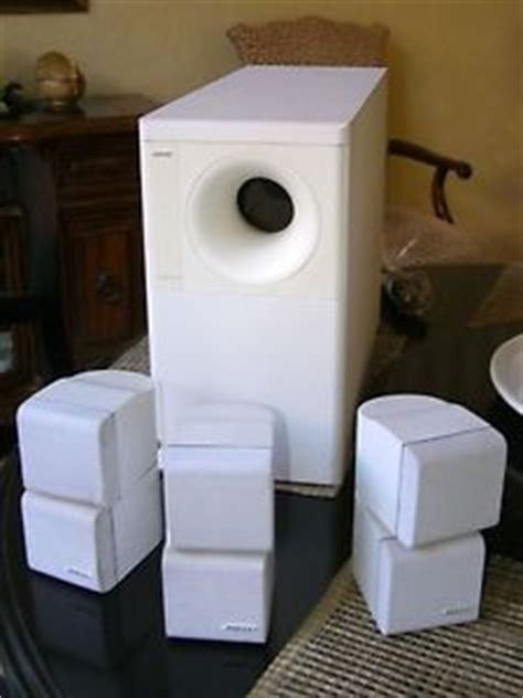 bose acoustimass 10 home theater speaker system