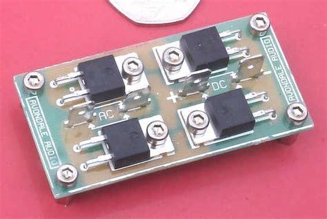 schottky diodes bridge hybrid lifier by andrea ciuffoli