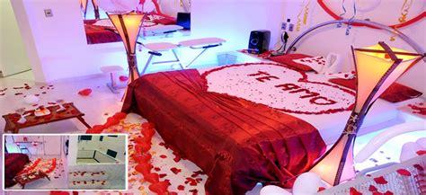 decoracion romantica ideas como decorar una habitaci 243 n para una noche