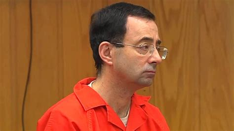 Detroit Michigan Court Records Larry Nassar Is Now Housed At Prison In Milan Michigan