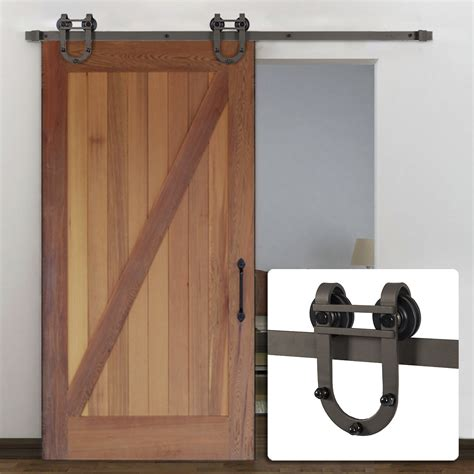 Overhead Sliding Door Hardware Overhead Barn Door Track