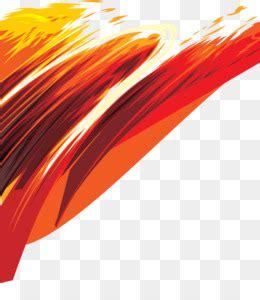 desain grafis garis abstrak latar belakang vektor bahan