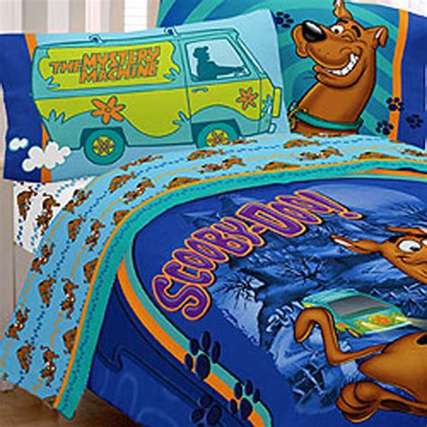 scooby doo bedding car interior design