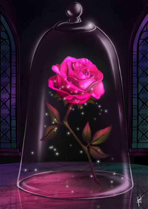 enchanted roses enchanted by danielkendi on deviantart