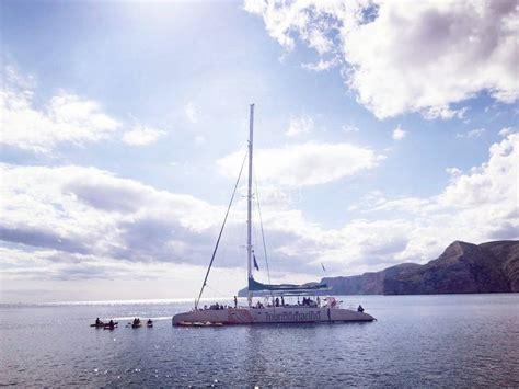 catamaran cruise alicante 5 hour catamaran cruise in altea deals in en yumping