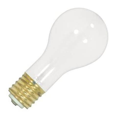 100 200 300 light bulb satco 01826 ps25 light bulb