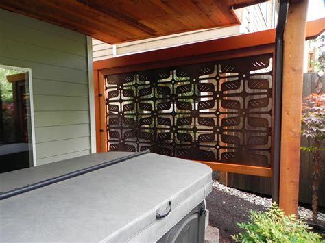 woodinville privacy screen sublime garden design
