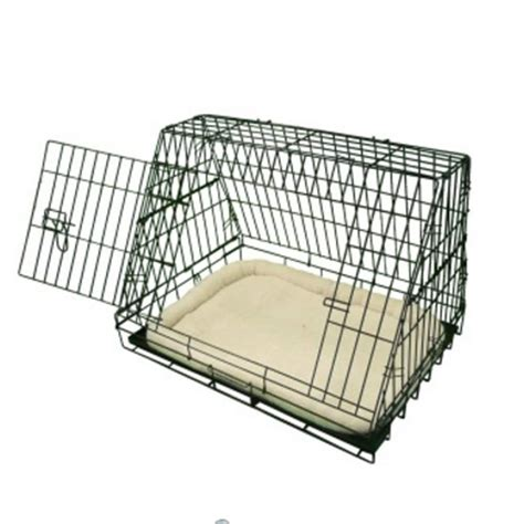 Dog Crate Covers by Ellie Bo Deluxe Car Slanted Dog Cage