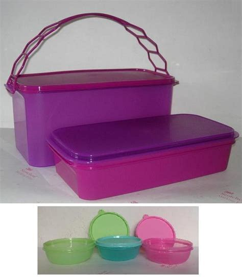 Tupperware Carry All Bowl tupperware carry all with modular bowls set end 6