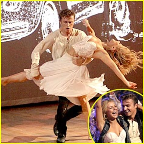 kenny wormald dancing with the stars julianne hough s dwts return pics video julianne