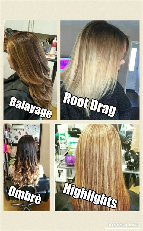 the latest hair colour techniques the 25 best ideas about balayage technique on pinterest