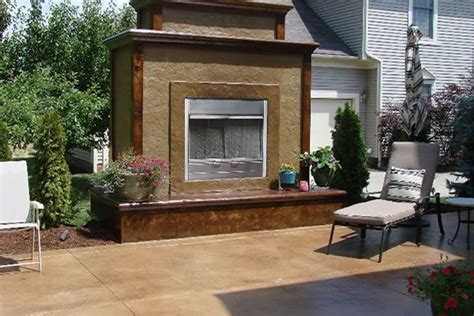 photo gallery outdoor fireplaces orrville oh the