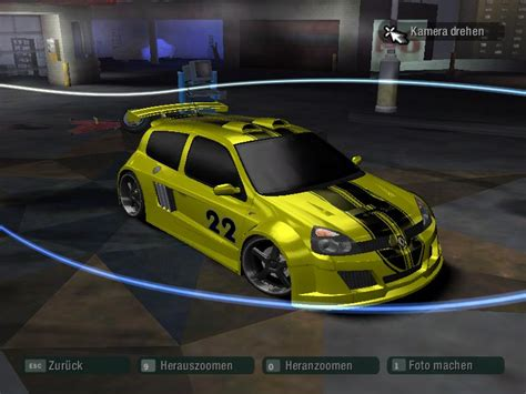 renault clio v6 nfs carbon renault clio v6 le blog axel et le tuning