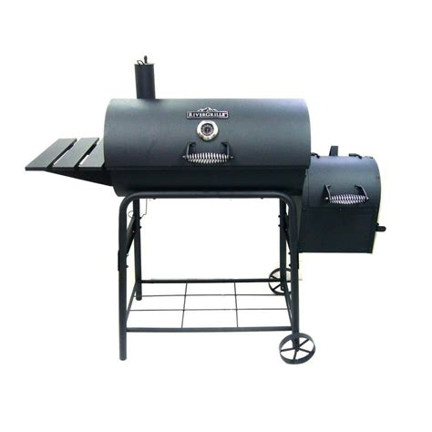 Smoker And Grill by Vision Grills Charcoal Grills Grills Outdoor Cooking