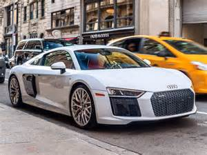 Audi V10 Audi R8 Quattro Review Business Insider