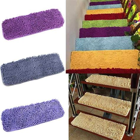 Non Slip Rugs by Non Slip Individual Indoor Carpet Stair Tread Mats Step