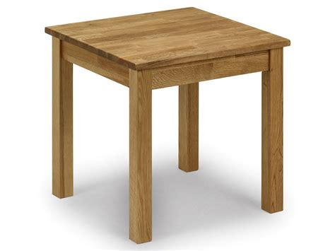 small square side table solid white oak end l small square side table
