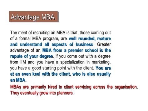 Advantages Of Mba From Iim by Career In Mass Communications