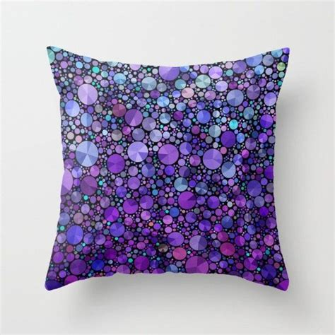 Decorative Pillows And Throws by Best 25 Purple Home Decor Ideas On Glam