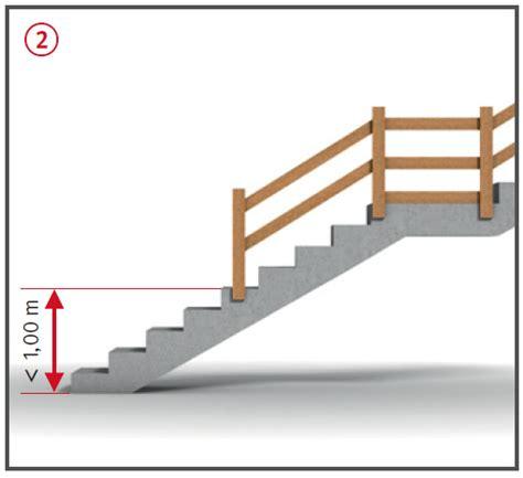 treppen handlauf vorschriften absturzsicherung treppe h 246 he hausidee